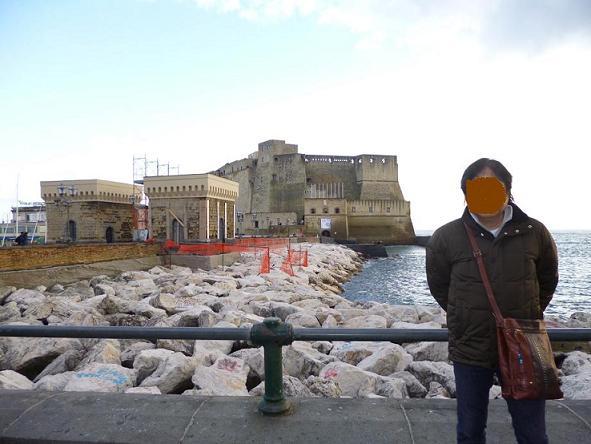 ナポリ卵城