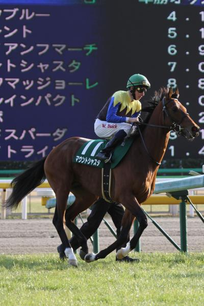 マウントシャスタ東京新聞杯4