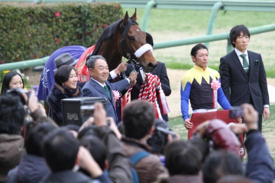 カミノタサハラ弥生表彰式