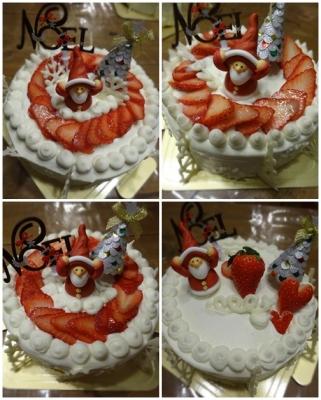 ケーキ1回目