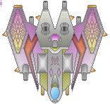 ボス機体2 ダークサンダー(安直)