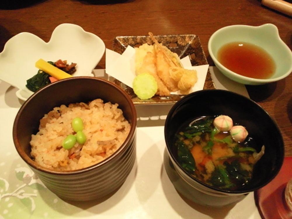 和泉荘夕食3