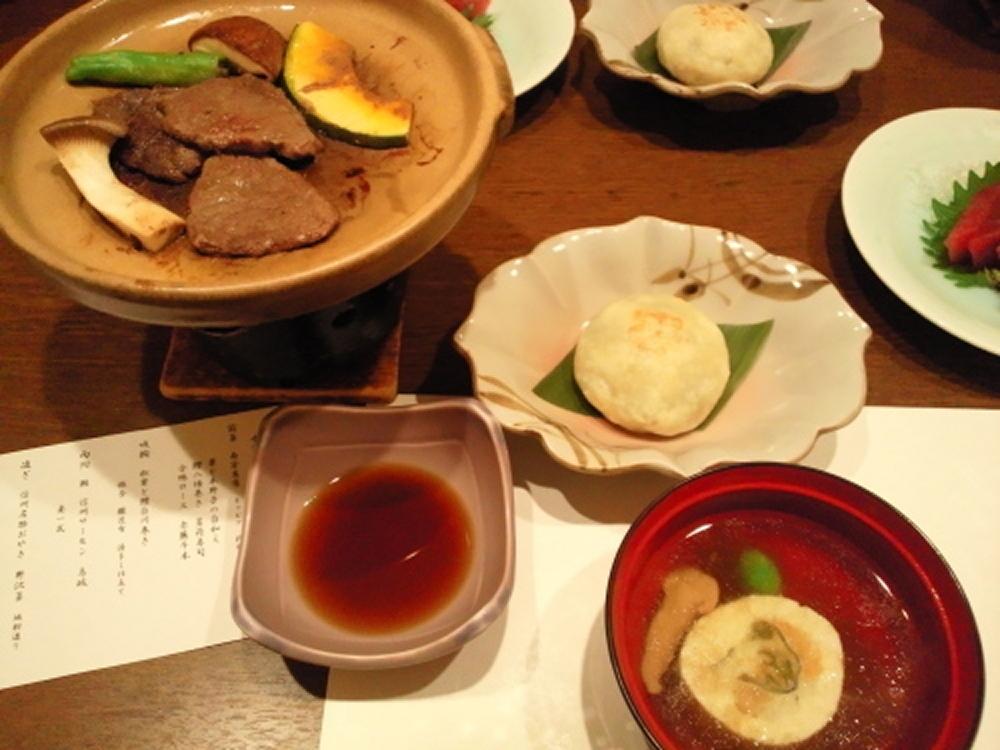 和泉荘夕食2