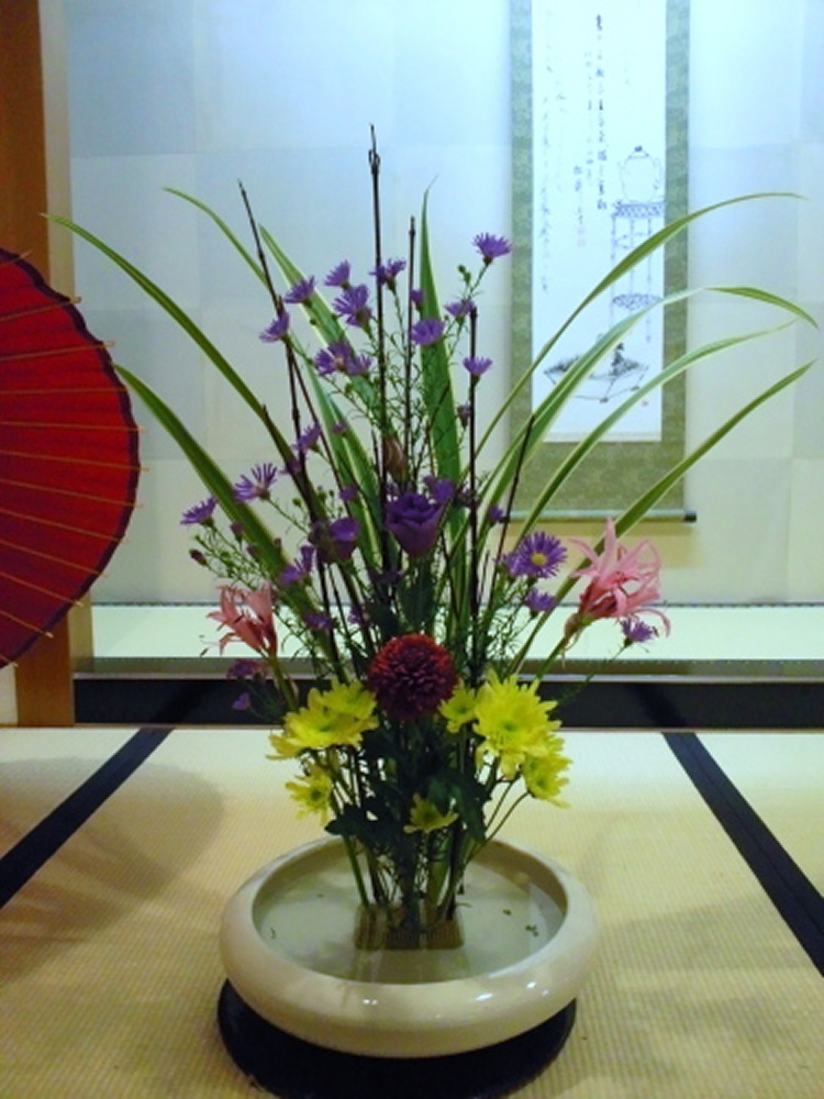 和泉荘生花