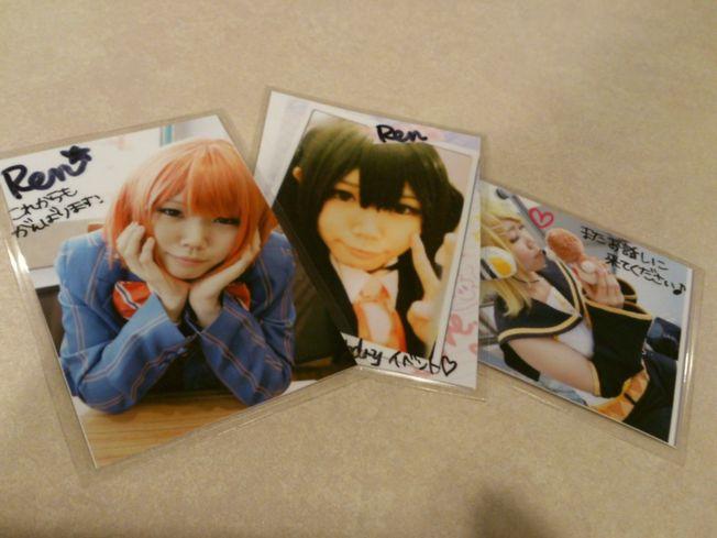Ren_カード