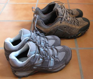 Trecking shoes