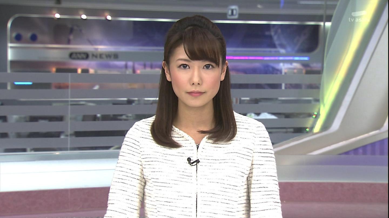 cap2012b 青山愛 20121221 『ANNニュース』 女子アナ キャプチャー画像
