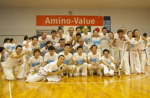 2012troca de cordas 黄帯集合