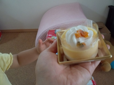 20141002ケーキ&おもちゃ①