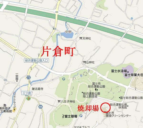 片倉町マップ1