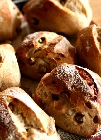 20120517 豆パンお米