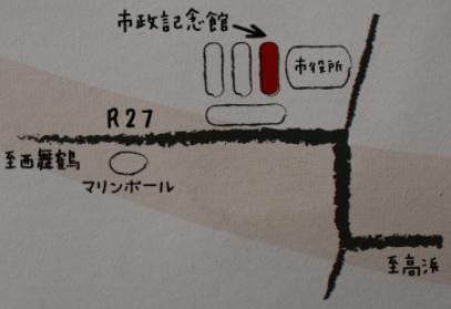 20120524 舞鶴地図