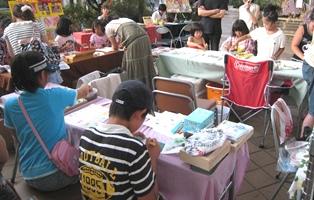 キララ祭り 捺すワークショップ-1-120804