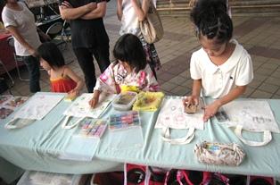 キララ祭り 捺すワークショップ-2-120804