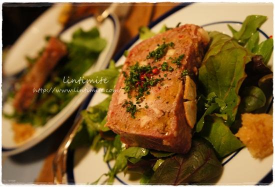 豚肉のパテ