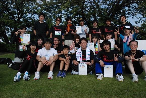 リレーマラソン20121021-1