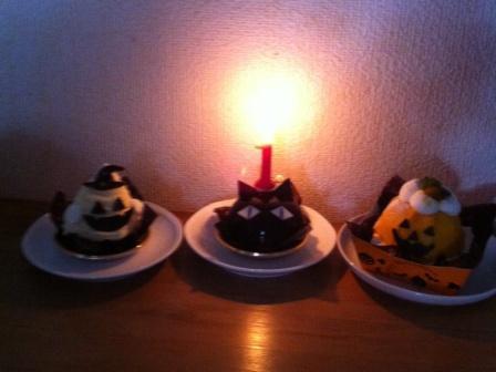 ケーキ達 (3)