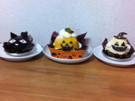 ケーキ達 (1)