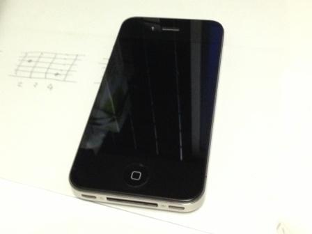 お疲れ様iphone4