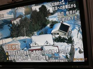 東京の孤立村