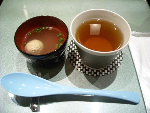 たまひで・鶏スープ