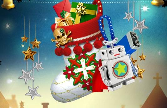 mixiクリスマス2012