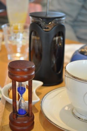 抽出タイプのコーヒー