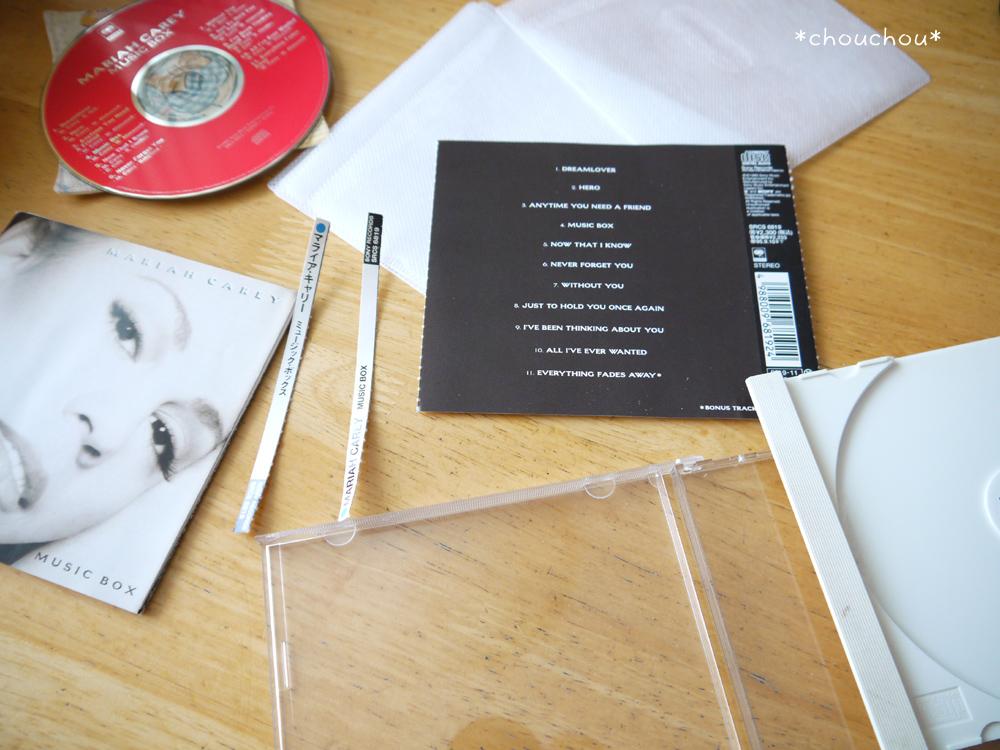 CD 分解