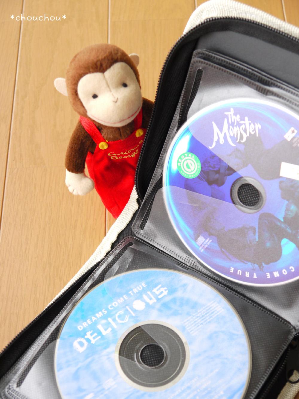 CDケース 中