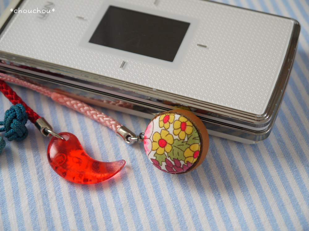 リバティ 鈴 携帯