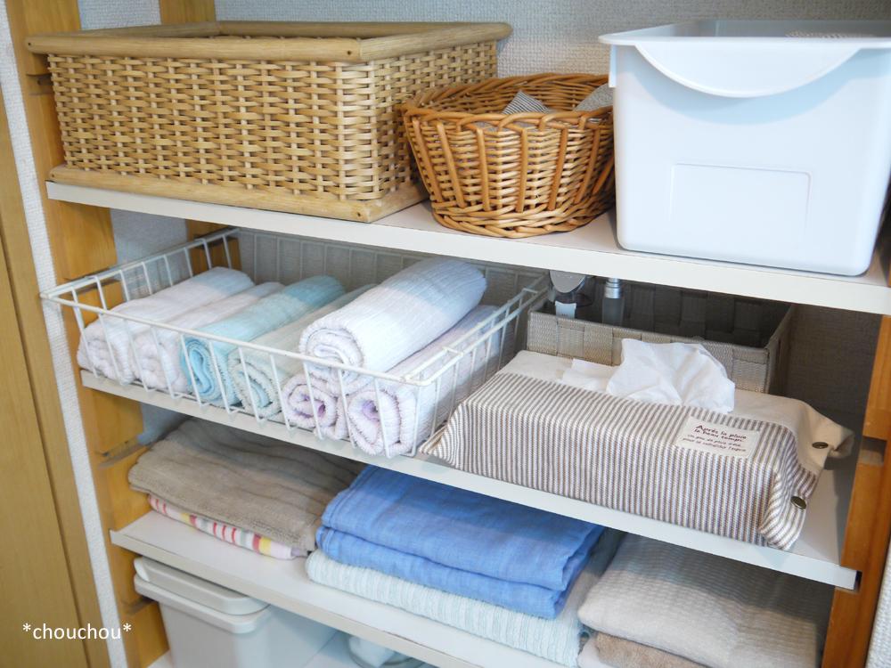 洗面所 棚 中段