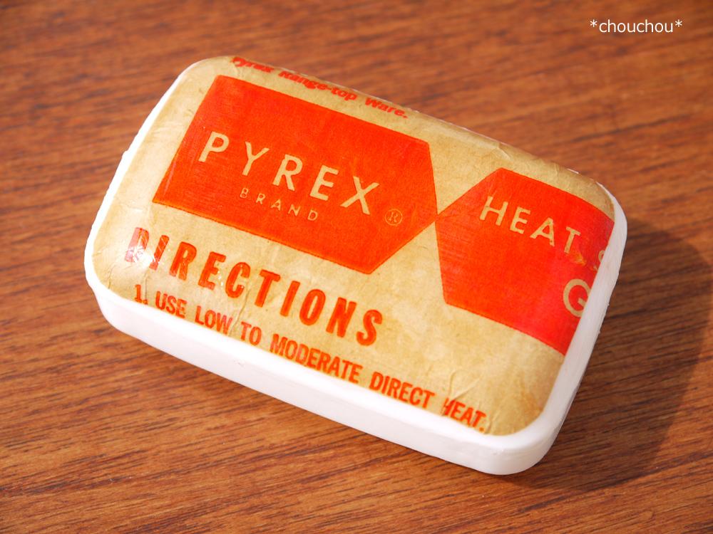 デコパージュ石鹸 PYREX