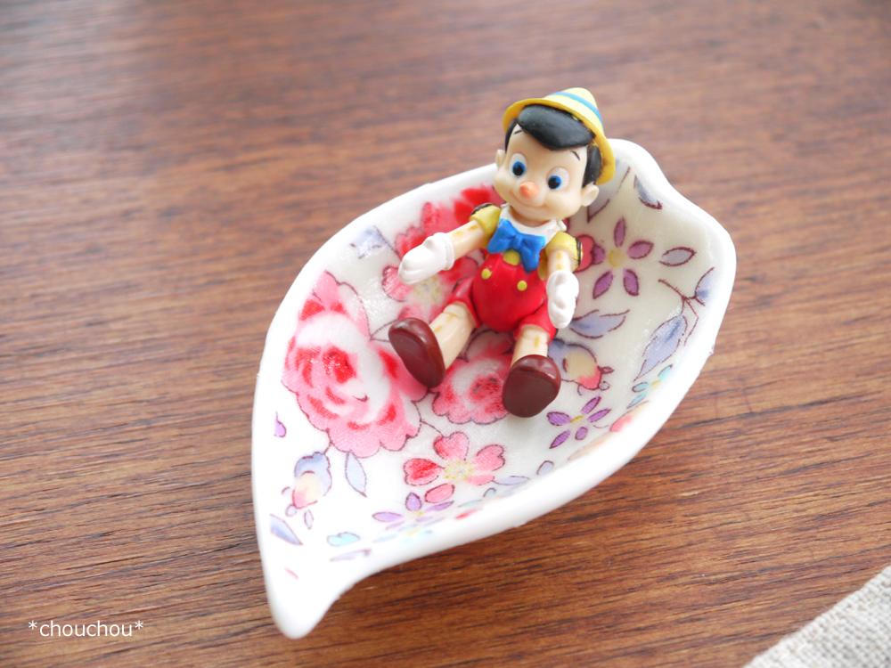 豆皿 デコパ ピノキオ