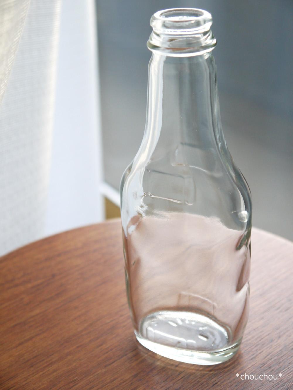 メープル 空き瓶