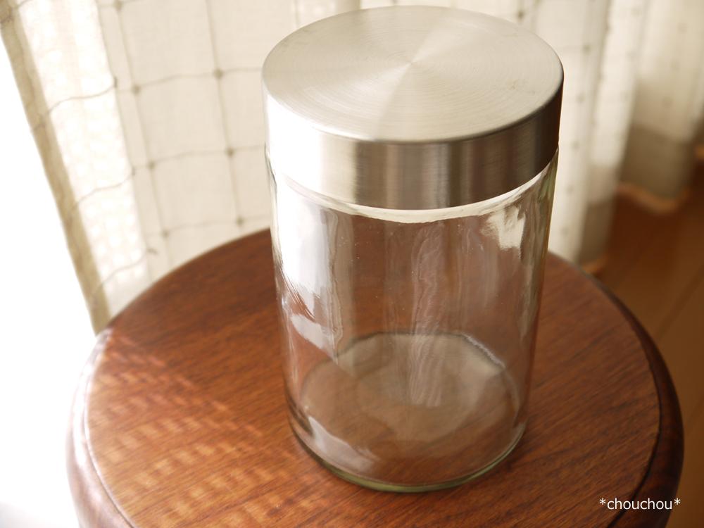 セリア シンプル 瓶
