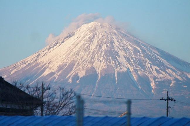 20140128富士山