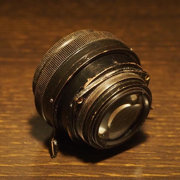 Ernemann Ernostar 5cm f1.9