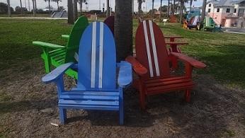 デイトナ 椅子