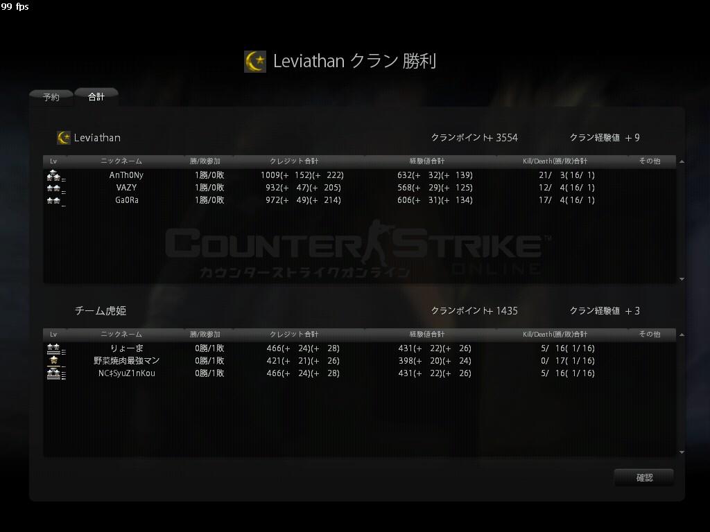 チーム虎姫002