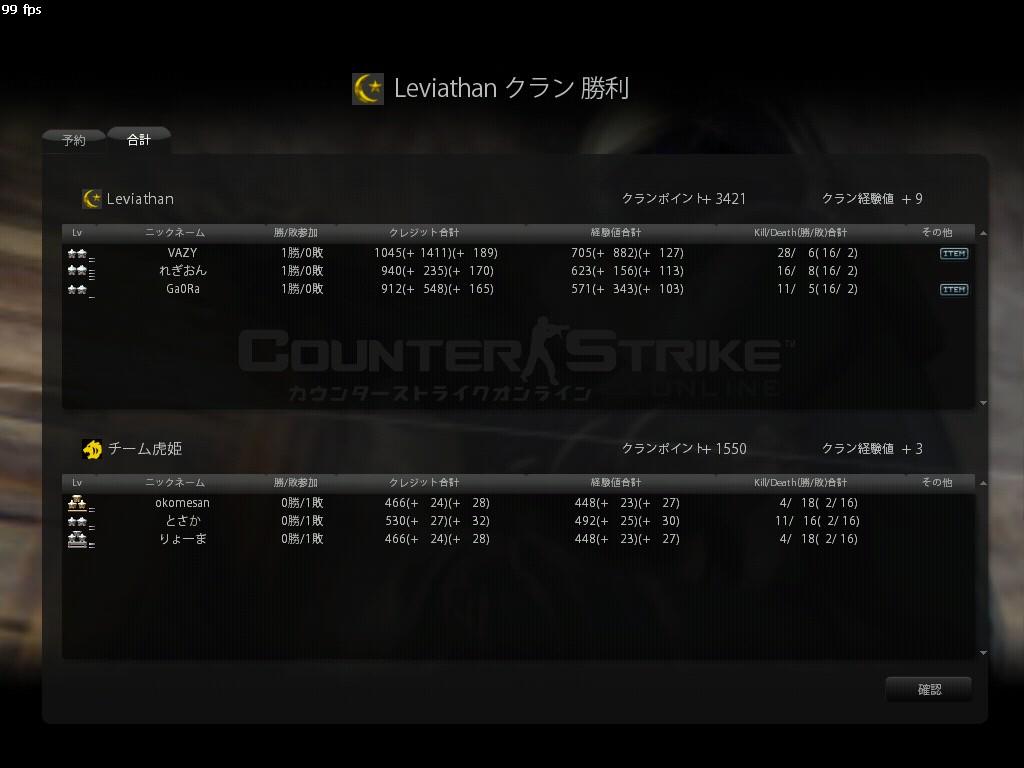 チーム虎姫004infe
