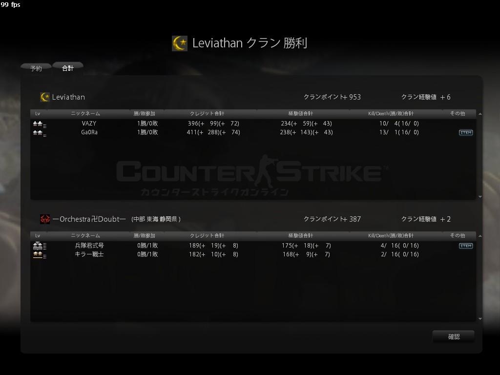 ーOrchestra卍Doubtー