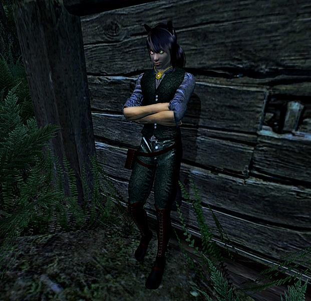 Smuggler Outfit