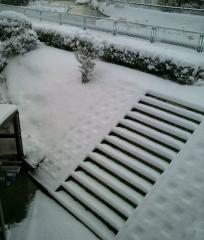 積雪20141218