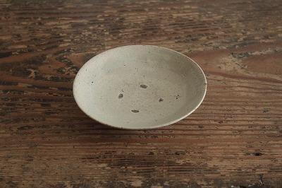 李朝初期堅手皿