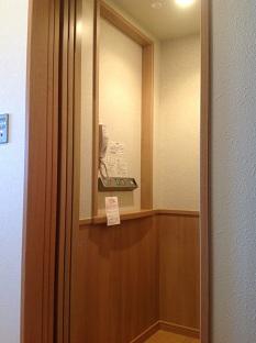 稲村邸エレベータ2