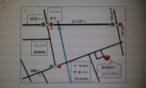 山田家地図