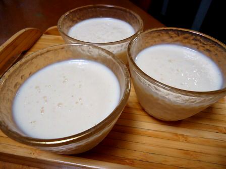 サポテミルク