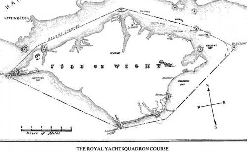 1851 Race course