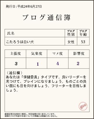 通信簿2 - コピー