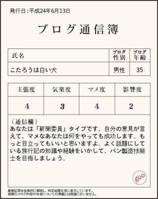 通信簿 - コピー